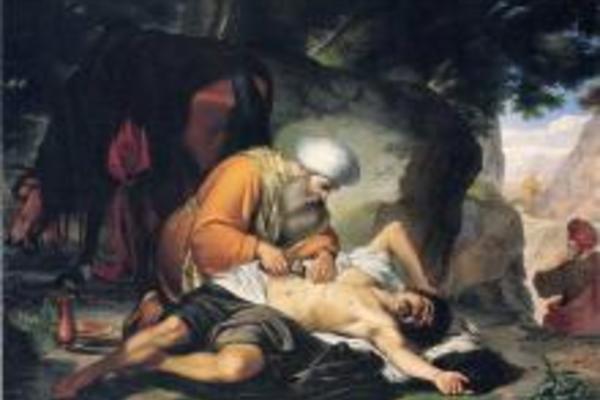 parabola buen samaritano