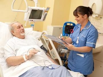 n nurse and patient